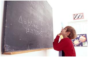 四年级数学小报